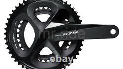 Shimano 105 Fc-r7000 Crank Set 165mm 53/39t Witho Bb Pour Vélo De Route