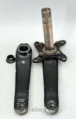 Shimano Deore Xt Fc-m785 Crane Set Bras 175mm 10-11 Speed Black Mnb Crankset
