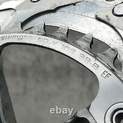 Shimano Dura Ace Crank Set Fc-7800 175mm 53-39 + Bracket Inférieur 10s 10 Vitesse