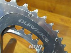 Shimano Dura Ace Fc-7800 175 53/39 Double 10 Speed Crank Set