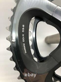 Shimano Dura-ace 7900 Fc-7900 10 Vitesses 130mm Bcd 53/39 172.5mm Crank Set V-good