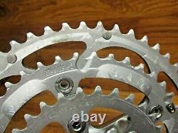 Shimano Ultegr Fc-6503 175l 52/42/30t 9 Speed Triple Cran Set & Bottom Bracket