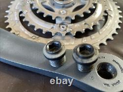 Shimano Xtr Fc-m952 Cran Set, 3x9 Vitesse, 175mm, Octalink V1
