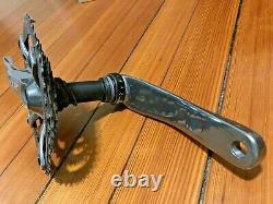 Shimano Xtr Fc-m960 Triple Mtb Crane Set & Bottom Bracket, 3x9 Speed, 175mm