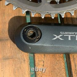 Shimano Xtr M952 175mm Crankset Avec Support Inférieur Crank Set Vtt