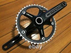 Sram Omnium Crankset 144 Bcd 165mm 44t Black Track Fixe Gear Crank Set + Gxp Bb