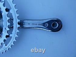 Sugino Fuse 300 Triple Mountain Bike Crank Set 46/36/26 Nos