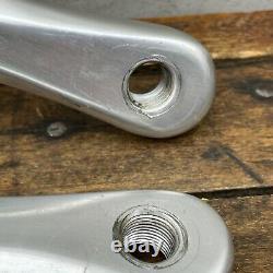 Sugino Impel Crank Set Forged Vintage Triple Mtb 170 Silver Square Taper