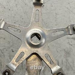 Suntour Superbe 144bcd Crank Set Vintage Early 170mm Road Bike P1