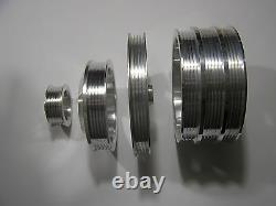 Ud Underdrive Crank Pulley Set S'adapte Toyota Supra 7mgte Tous Les