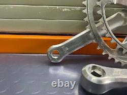 Vintage Mavic Crank Set 170mm Vintage Ssc 52t 42t Road Bike