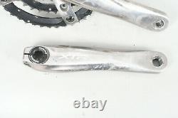 Vintage Shimano Xtr Fc-m960 44/32/22t Anneaux Mountain Bike Crane Set 175mm Triple