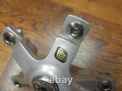 Vintage Suntour XC Pro MD Wtb Grease Guard 175l 94/58 Bcd Double Crank Arm Set