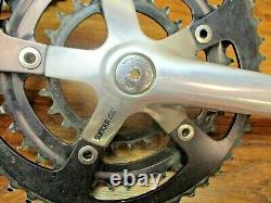 Vintage Suntour XC Pro Wtb Gg 175l 4 Bolt 110/74 Bcd 48/38/26t Triple Crank Set