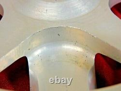 Xlnt Campagnolo 1049 Nuovo Record Strada Crank Set 52/45 X 172,5 X 144 MM Bcd